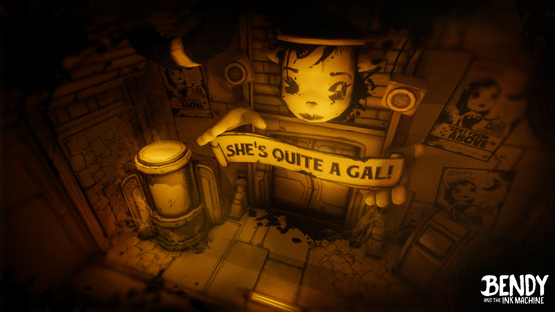 Bendy And The Ink Machine Chapter Three Appid 622660 Steamdb