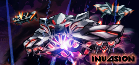 Invasion cover art