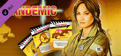 Pandemic - On the Brink: Roles and Events cover art