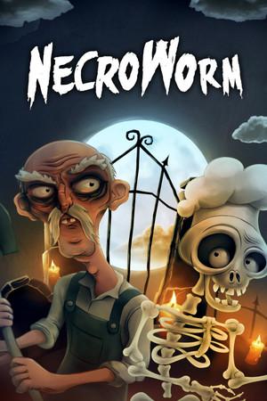 NecroWorm poster image on Steam Backlog