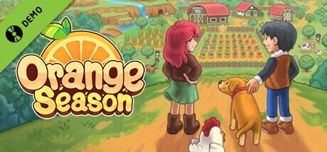 Fantasy Farming: Orange Season Demo