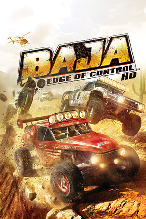 BAJA: Edge of Control HD poster image on Steam Backlog