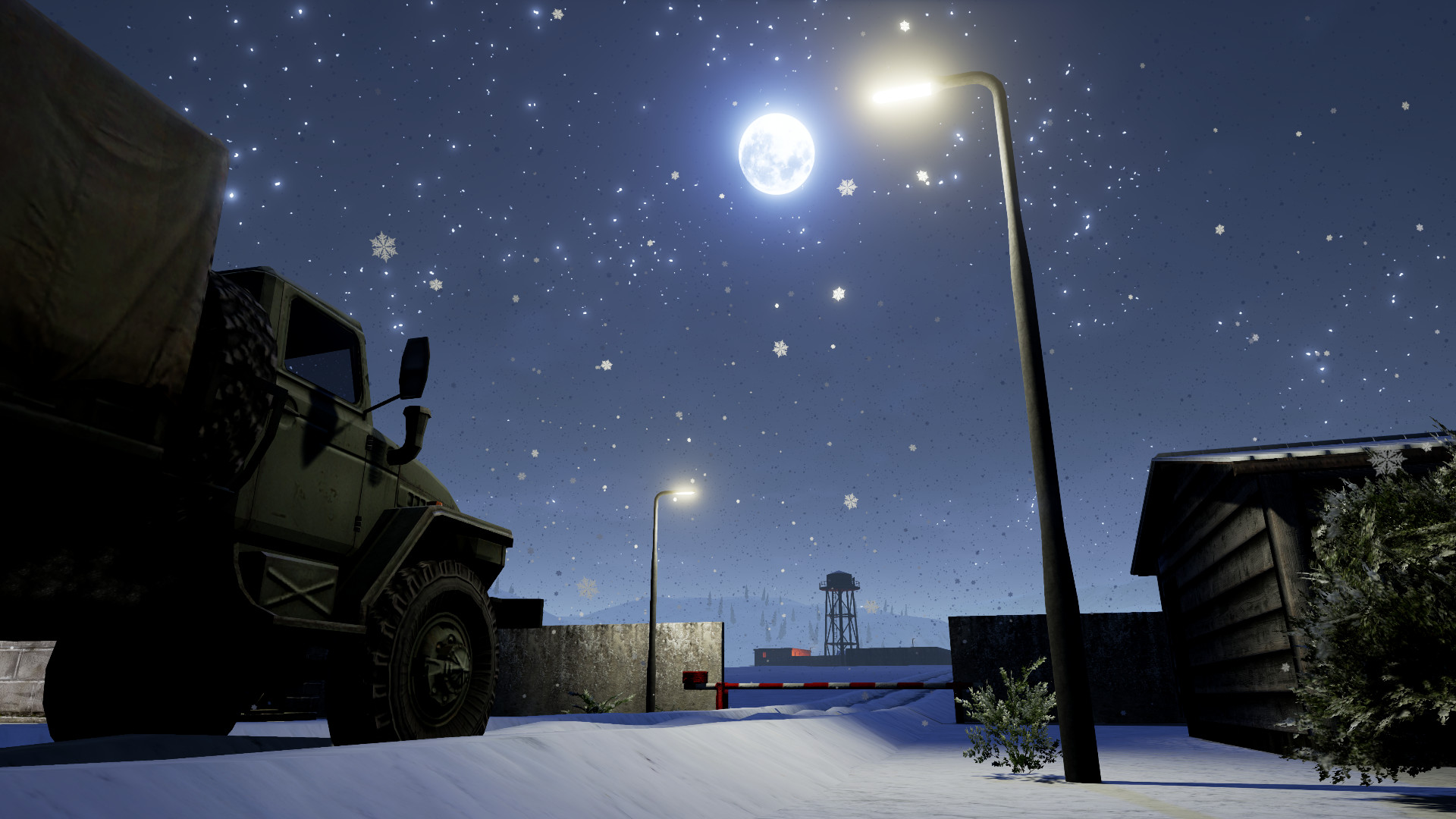 Operation: Arctic Hawk Screenshot 1