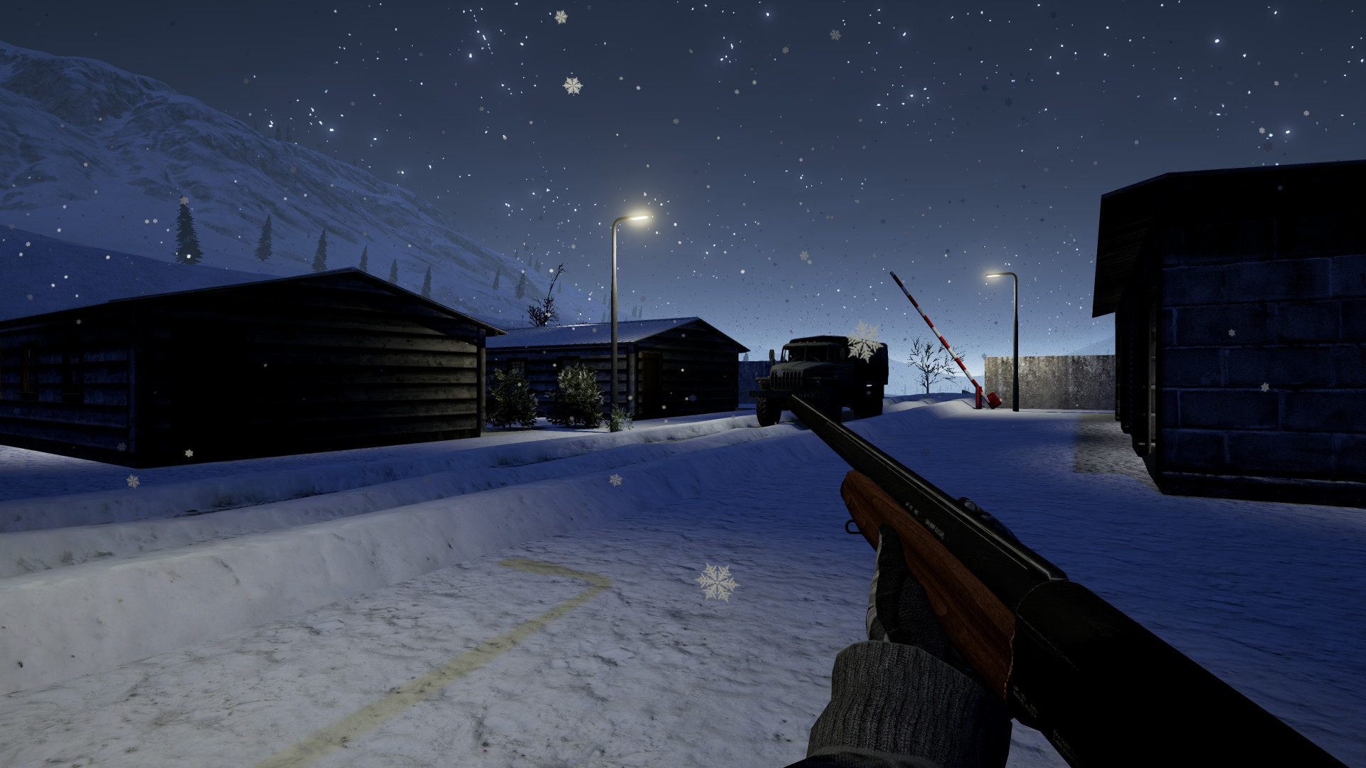 Operation: Arctic Hawk Screenshot 2