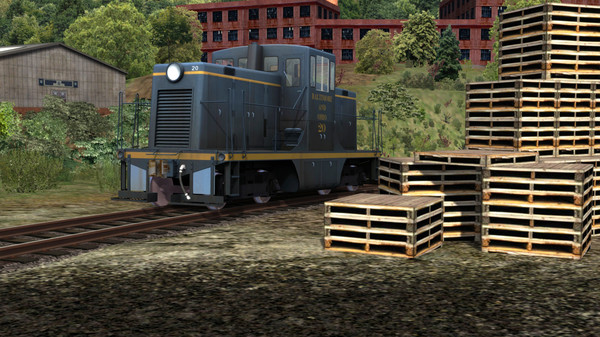 скриншот TS Marketplace: Baltimore and Ohio GE 44 Add-On 4