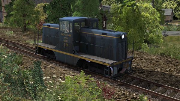 скриншот TS Marketplace: Baltimore and Ohio GE 44 Add-On 5