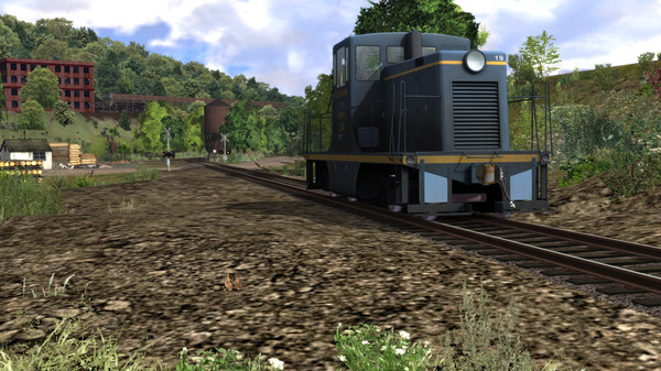 скриншот TS Marketplace: Baltimore and Ohio GE 44 Add-On 3