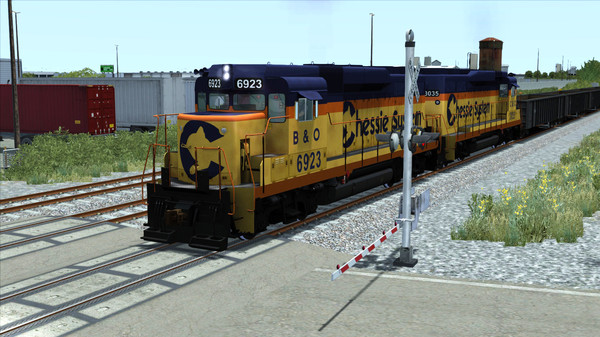 скриншот TS Marketplace: Chessie Systems GP30 Livery Add-On 5