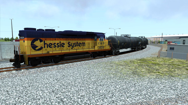 скриншот TS Marketplace: Chessie Systems GP30 Livery Add-On 4