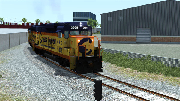 скриншот TS Marketplace: Chessie Systems GP30 Livery Add-On 2