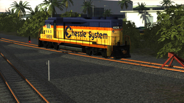 скриншот TS Marketplace: Chessie Systems GP30 Livery Add-On 1
