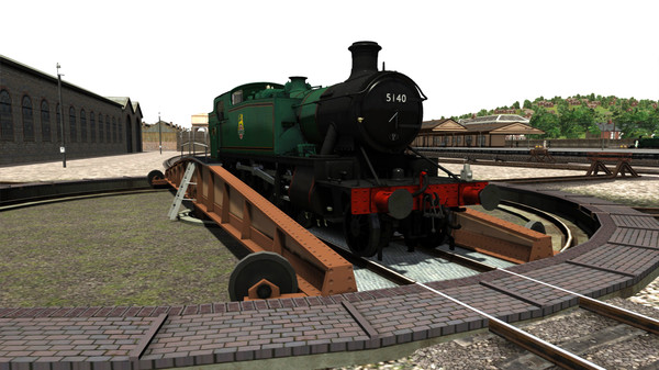 скриншот TS Marketplace: GWR Large Prairies Lined Liveries Add-on 4