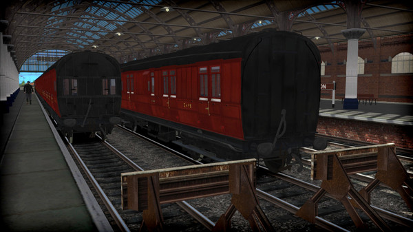 скриншот TS Marketplace: NER/GNR Non-Corridor BR Pack 4