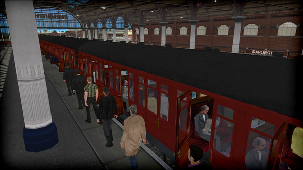 скриншот TS Marketplace: NER/GNR Non-Corridor BR Pack 1