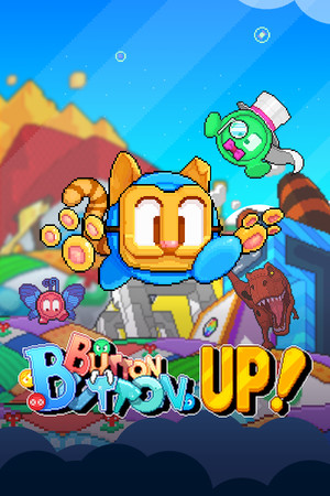 Button Button Up! poster image on Steam Backlog