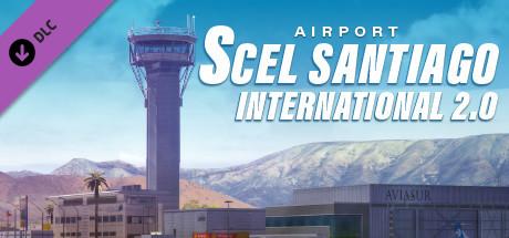 X-Plane 11 - Add-on: Aerosoft - Airport SCEL Santiago International 2.0