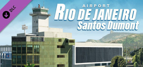 X-Plane 11 - Add-on: Aerosoft - Airport Rio de Janeiro – Santos Dumont