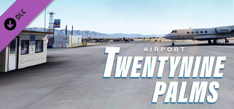 X-Plane 11 - Add-on: Aerosoft - KTNP - Airport Twentynine Palms