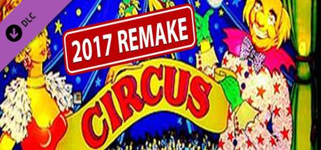 Zaccaria Pinball - Circus 2017 Table