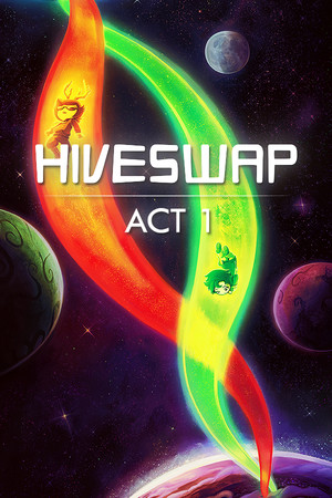 HIVESWAP: Act 1 poster image on Steam Backlog