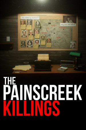The Painscreek Killings poster image on Steam Backlog