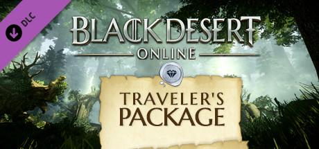 Black Desert Online - Traveler's Package