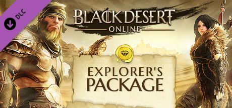 Black Desert Online - Explorer's Package
