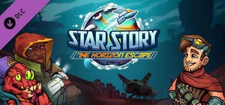 Star Story: The Horizon Escape - Digital Artbook