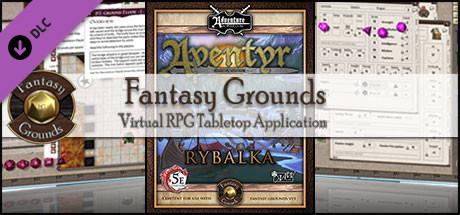 Fantasy Grounds - Rybalka (5E)