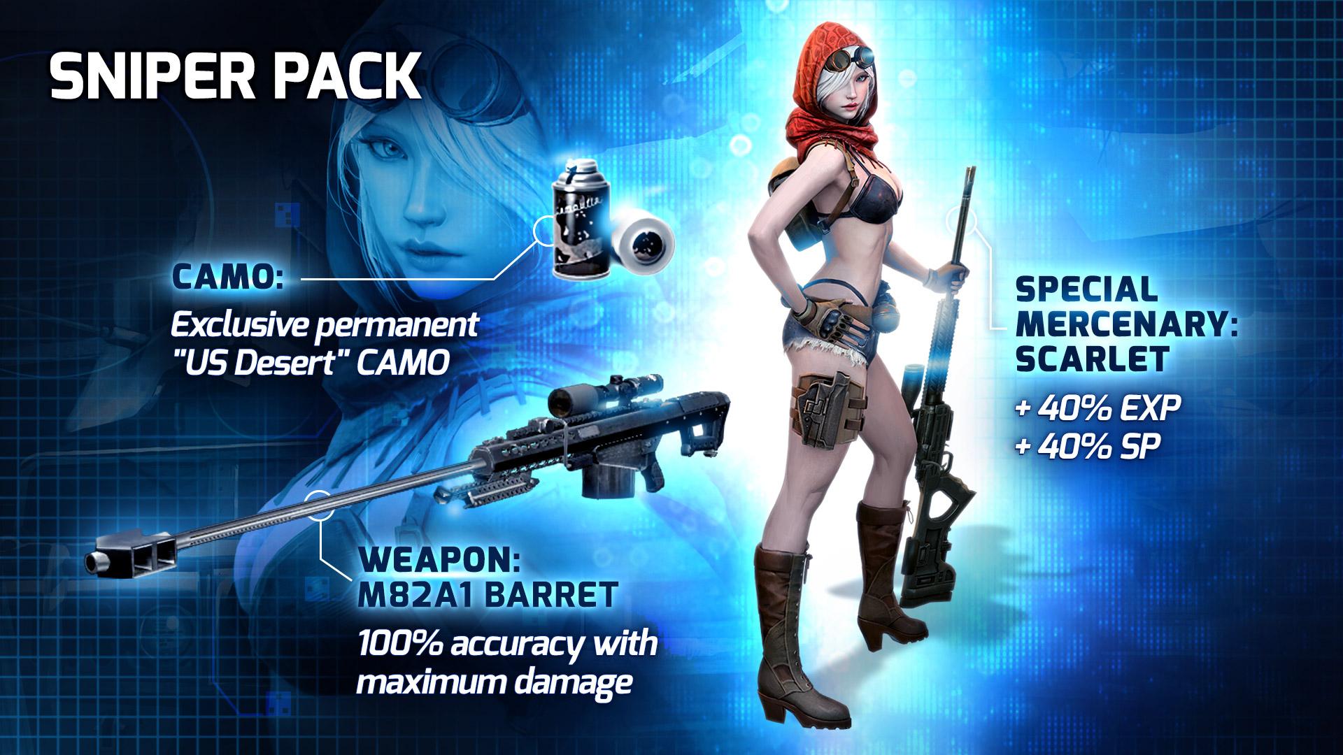S.K.I.L.L.: Sniper Pack 2017 pc game Img-1