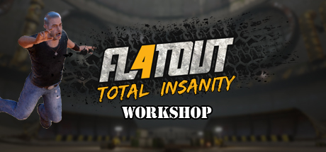 flatout 4 total insanity workshop tool on steam. Black Bedroom Furniture Sets. Home Design Ideas
