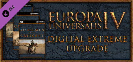 Europa Universalis IV: Digital Extreme Edition Upgrade Pack on Steam