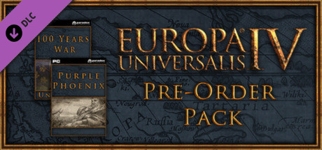 Europa Universalis IV: Pre-Order Pack on Steam