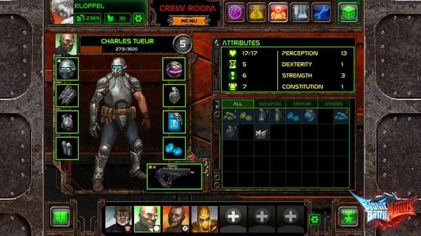 Bionic Battle Mutants