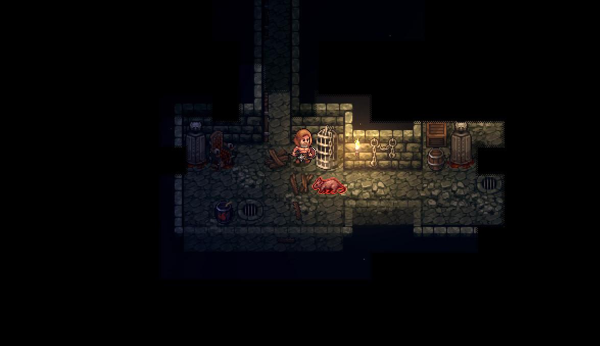 Stoneshard dungeon