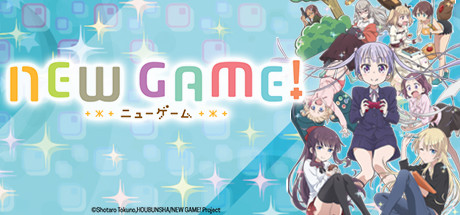 New Game cover art