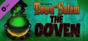 Town of Salem - The Coven cover art