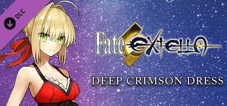 Fate/EXTELLA - Deep Crimson Dress