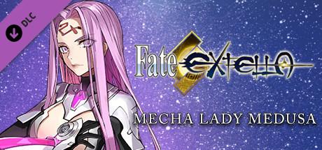 Fate/EXTELLA - Mecha Lady Medusa
