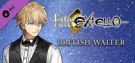 Fate/EXTELLA - British Waiter