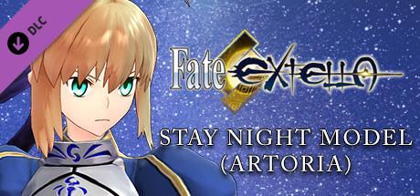 Fate/EXTELLA - Stay night Model (Artoria)