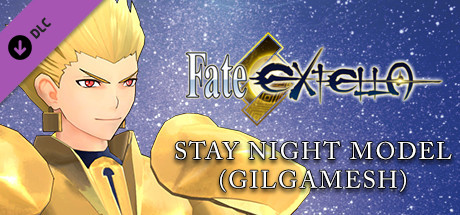 Fate/EXTELLA - Stay night Model (Gilgamesh)