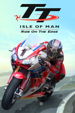 TT Isle of Man Ride on the Edge poster image on Steam Backlog