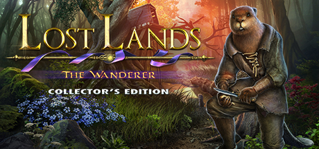 Lost Lands: The Wanderer cover art