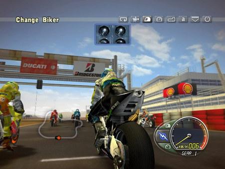 Скриншот из Ducati World Championship