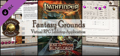 Fantasy Grounds - Pathfinder RPG - Rise of the Runelords Adventure Path Anniversary Edition (PFRPG)