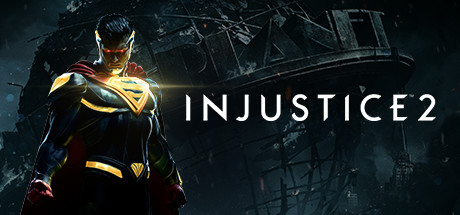 Injustice 2 Cover art wide Steam