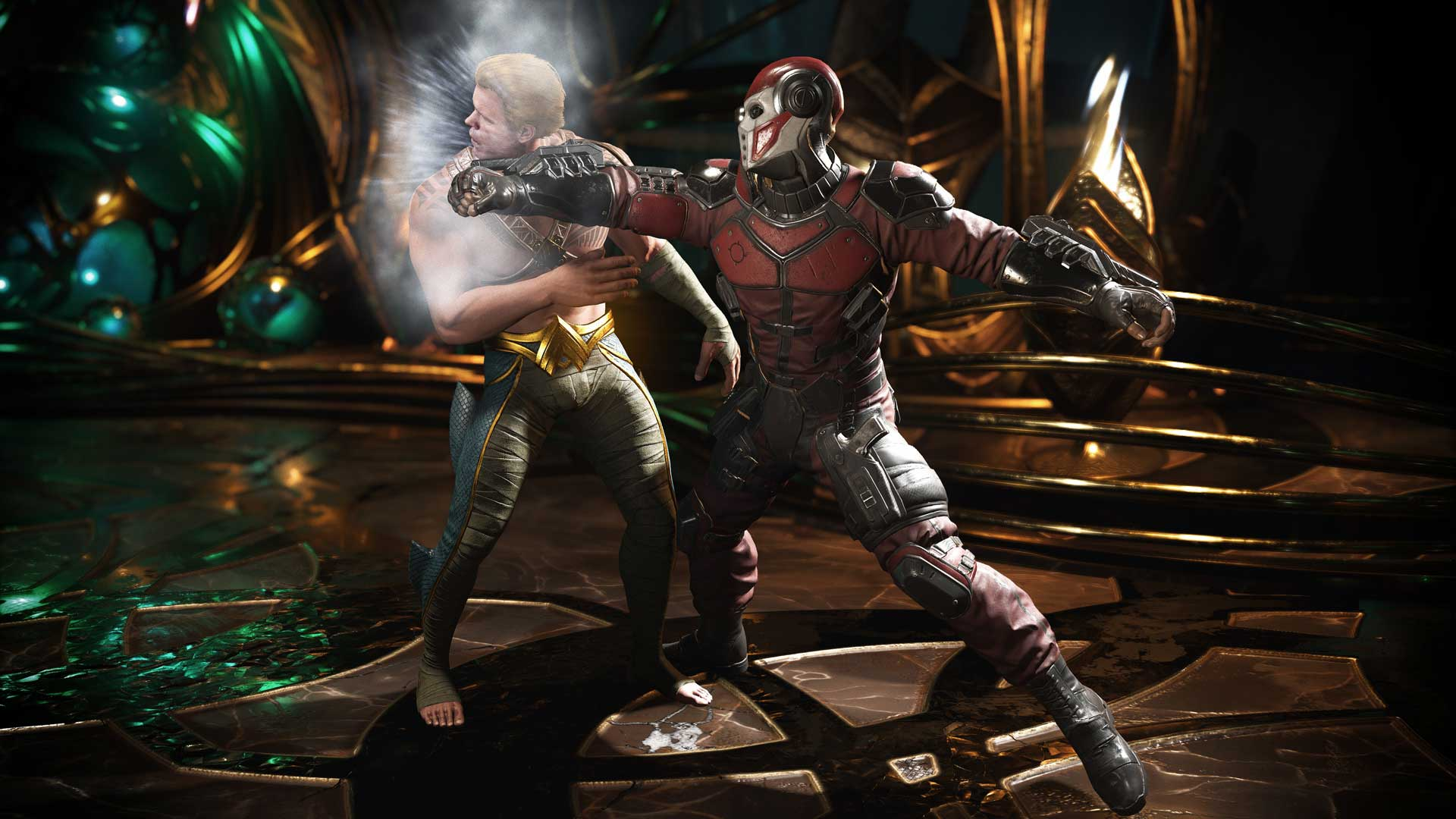 Hasil gambar untuk gambar game injustice 2