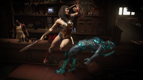Descargar Injustice 2 Legendary Edition