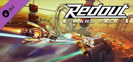 Redout - Mars Pack cover art